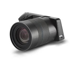 Lichtfeldkamera - Lytro