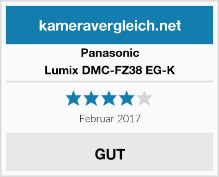Panasonic Lumix DMC-FZ38 EG-K Test