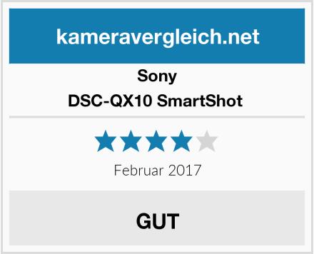 Sony DSC-QX10 SmartShot  Test