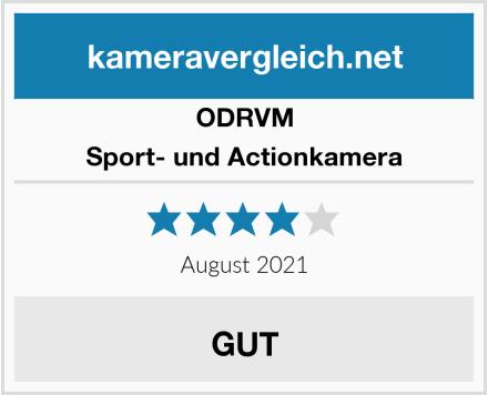 ODRVM Sport- und Actionkamera Test
