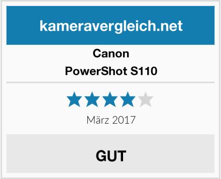 Canon PowerShot S110 Test