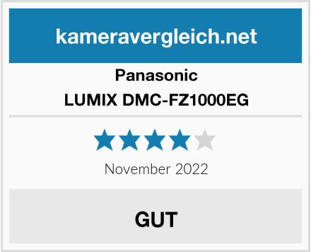 Panasonic LUMIX DMC-FZ1000EG Test