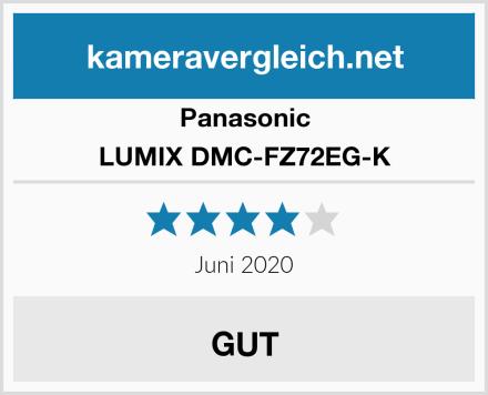 Panasonic LUMIX DMC-FZ72EG-K Test