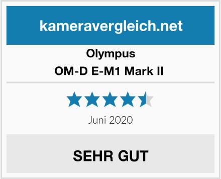 Olympus OM-D E-M1 Mark II  Test