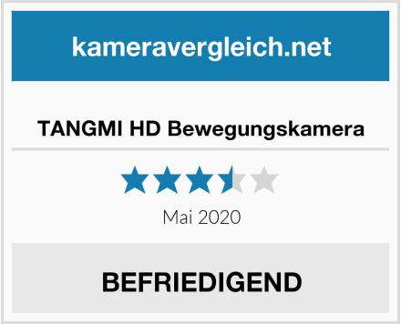 TANGMI HD Bewegungskamera Test