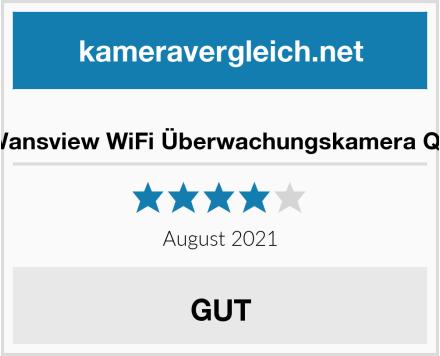 Wansview WiFi Überwachungskamera Q3 Test