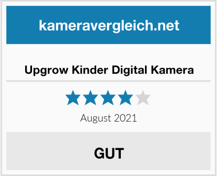 No Name Upgrow Kinder Digital Kamera Test