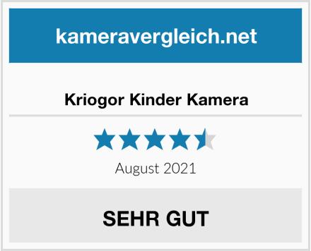 No Name Kriogor Kinder Kamera Test