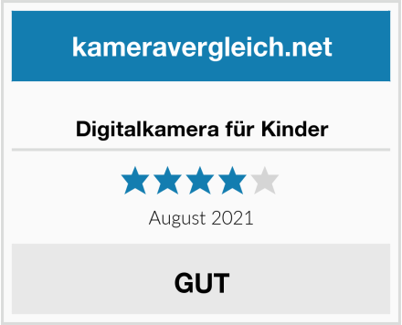 Digitalkamera für Kinder Test