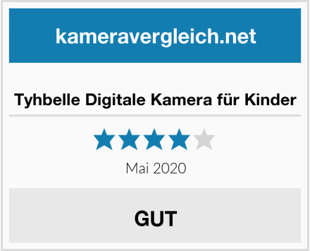 Tyhbelle Digitale Kamera für Kinder Test