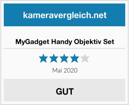 MyGadget Handy Objektiv Set Test