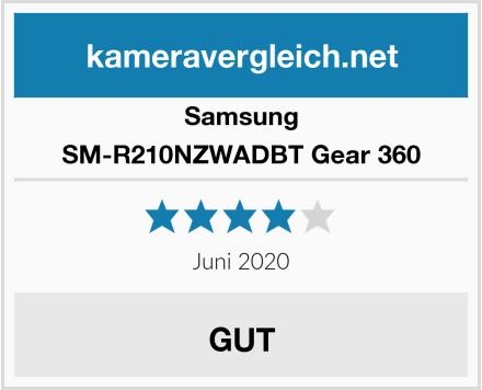 Samsung SM-R210NZWADBT Gear 360 Test
