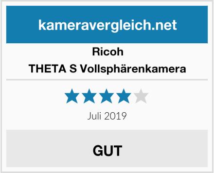 Ricoh THETA S Vollsphärenkamera Test