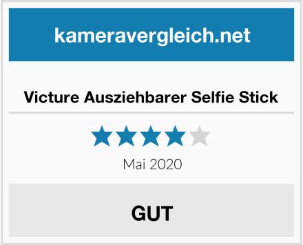 Victure Ausziehbarer Selfie Stick Test