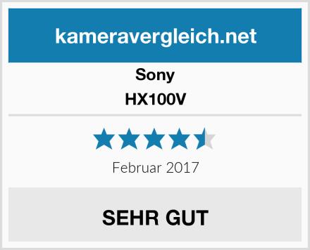 Sony HX100V Test