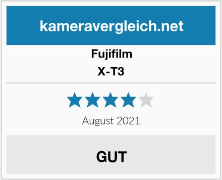 Fujifilm X-T3 Test