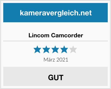 Lincom Camcorder Test