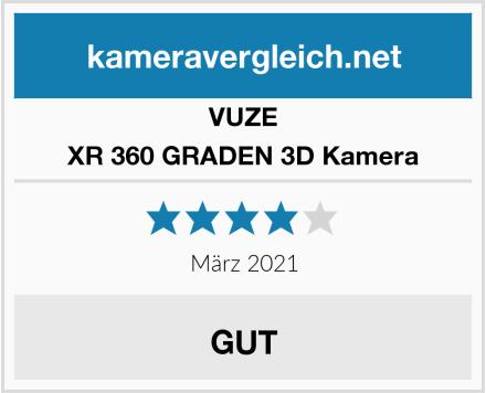 VUZE XR 360 GRADEN 3D Kamera Test