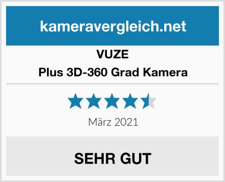 VUZE Plus 3D-360 Grad Kamera Test