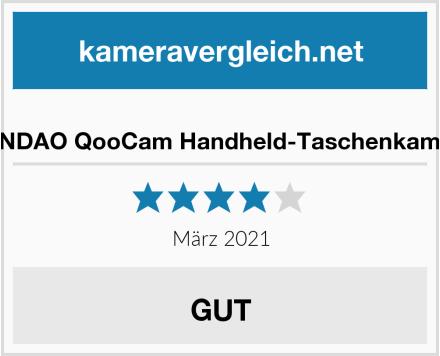 KANDAO QooCam Handheld-Taschenkamera Test