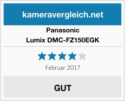 Panasonic Lumix DMC-FZ150EGK Test
