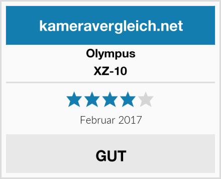 Olympus XZ-10 Test