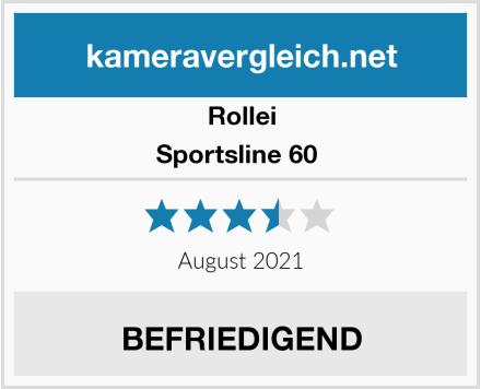 Rollei Sportsline 60  Test