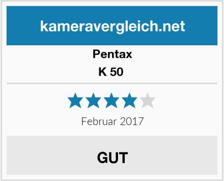 Pentax K 50  Test