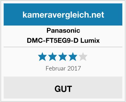 Panasonic DMC-FT5EG9-D Lumix Test