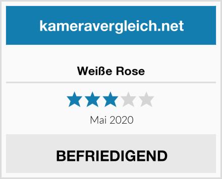 Weiße Rose Test