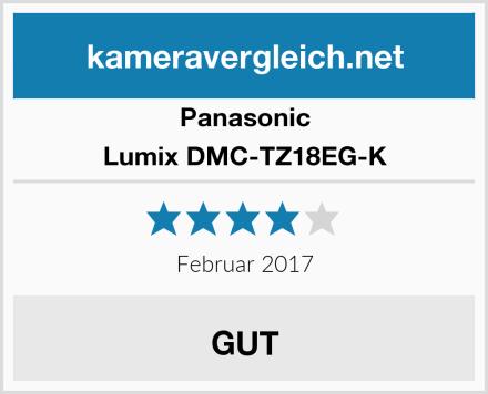 Panasonic Lumix DMC-TZ18EG-K Test