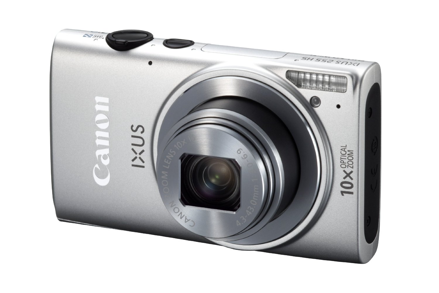 Canon IXUS 255 HS in the Test