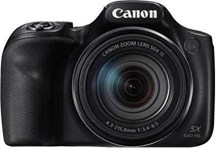 Canon PowerShot SX540 HS Digitalkamera