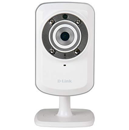 D-Link DCS-932L IP/WLAN Überwachungskamera