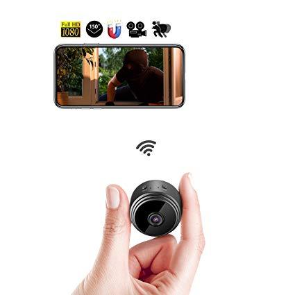 No Name Eternal Eye WiFi Mini Kamera