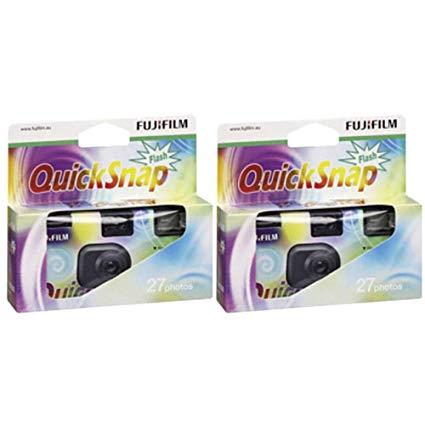 No Name Fujifilm 7130786 Quicksnap Flash 27