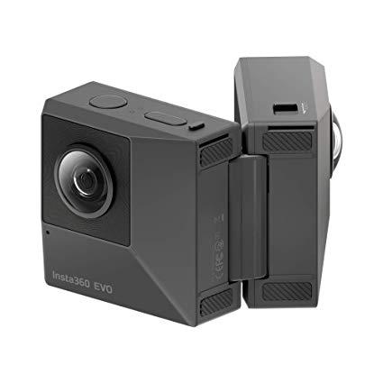 No Name Insta360 EVO -  Faltbare 3D-Kamera 180 ° und 360 °