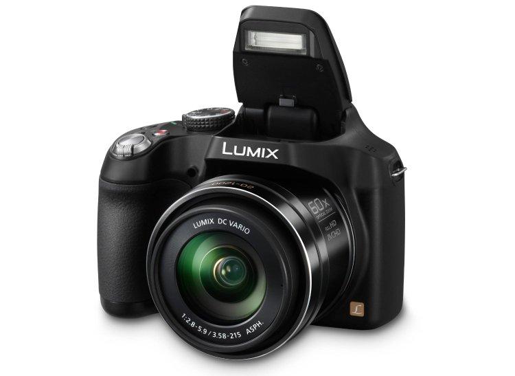 Panasonic DMC-FZ72EG-K Lumix