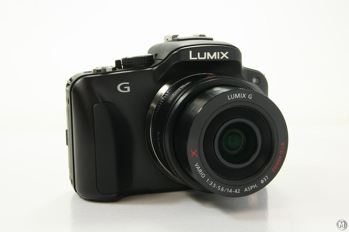 Panasonic DMC-G3XEG-K Lumix