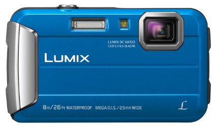 Panasonic LUMIX DMC-FT30EG-A