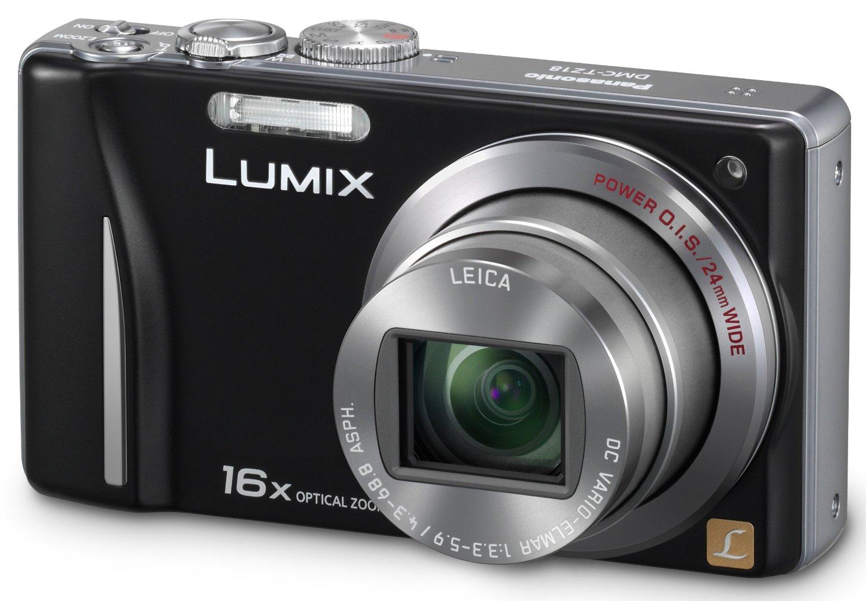 Panasonic Lumix DMC-TZ18EG-K