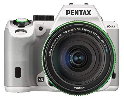 Pentax K-S2 inkl. 18-135mm WR-Objektiv