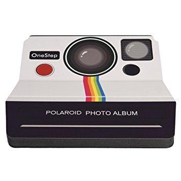 Polaroid Vintage-Kamera-Scrapbook