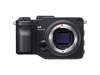 Sigma sd Quattro H Systemkamera