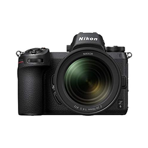 Nikon Z6 System Digitalkamera Kit 24-70 mm