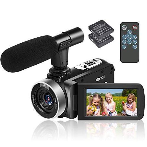 Lincom Videokamera Full HD 1080p V10D