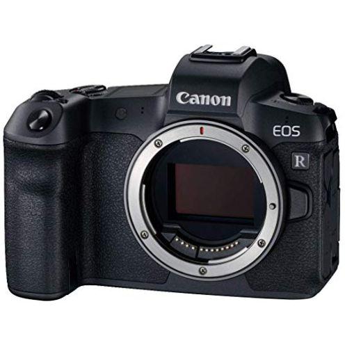 Canon EOS R Vollformat Systemkamera Gehäuse + Bajonettadapter EF- EOS R