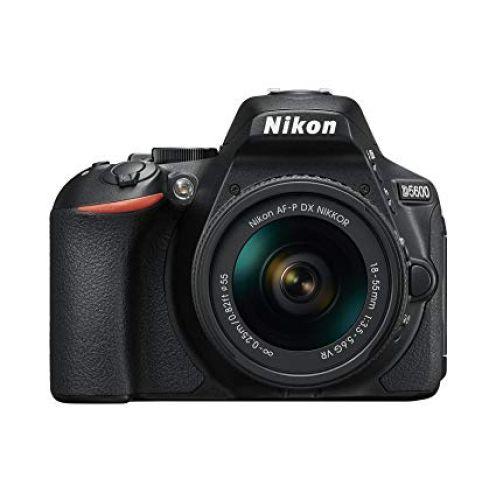 Nikon D5600 Kit AF-P DX 18-55 VR Spiegelreflexkamera