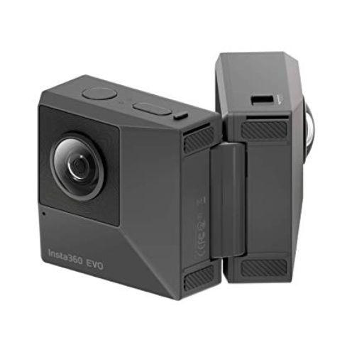 Insta360 EVO -  Faltbare 3D-Kamera 180 ° und 360 °