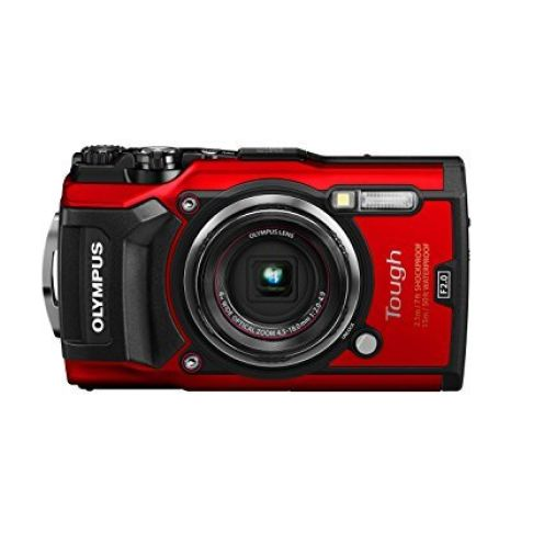 Olympus Tough TG-5 (rot)